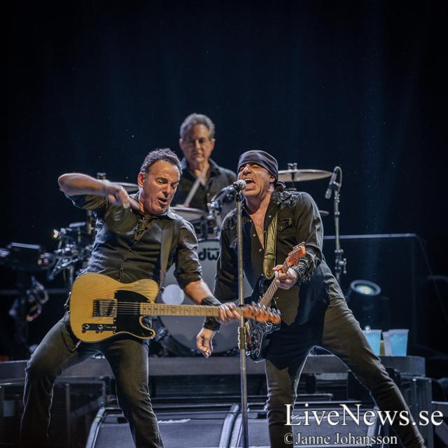 Bruce Springsteen på Friends Arena