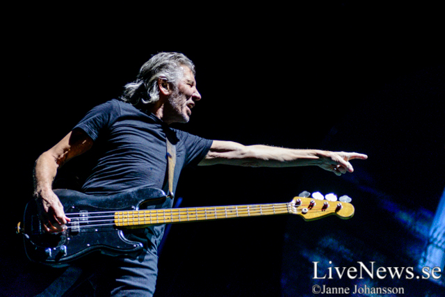 Roger Waters – The Wall på Ullevi