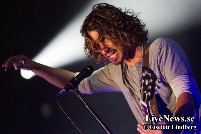 Soundgarden på Hovet