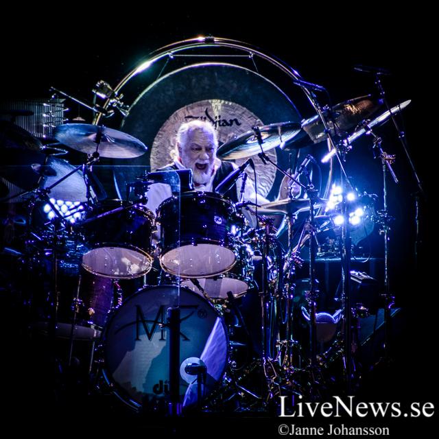 Fleetwood Mac på Ericsson Globe