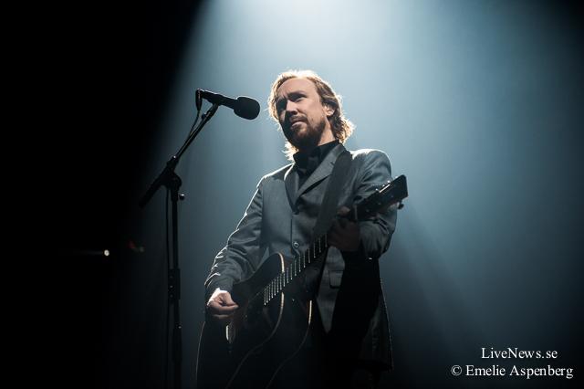 Lars Winnerbäck på Kinnarps Arena
