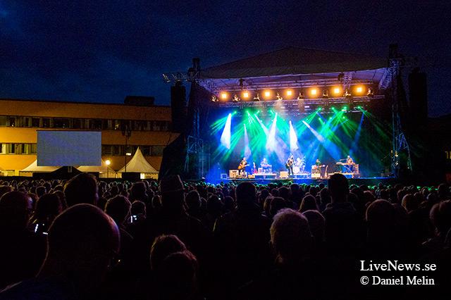 Jill Johnson på Linköpings stadsfest