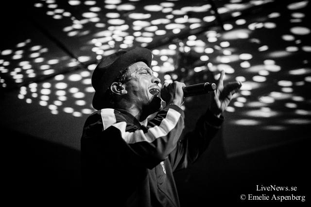 Timbuktu & Damn! på Popadelica Sessions