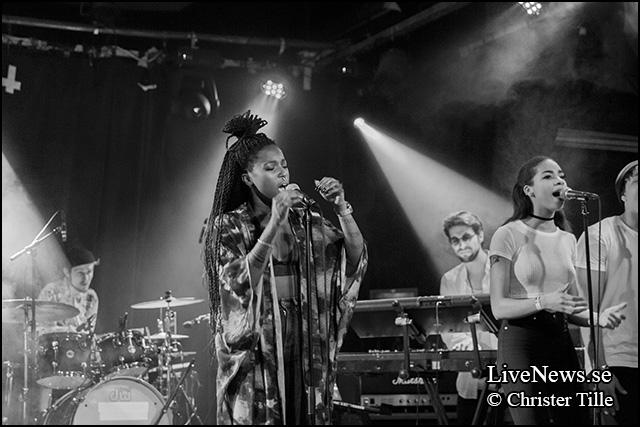 Sabina Ddumba på Where's the music?