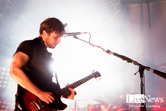 Royal Blood på Debaser Medis
