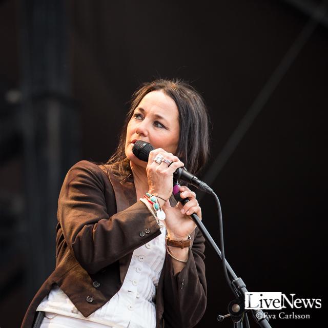 Sophie Zelmani på Torsjö Live