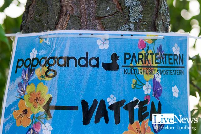 Krönika: Popaganda Parkteatern 2015