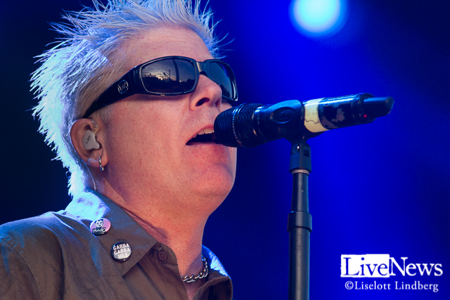 The Offspring på Gröna Lund