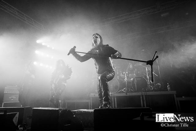 Dark Funeral på Mörkaste Småland