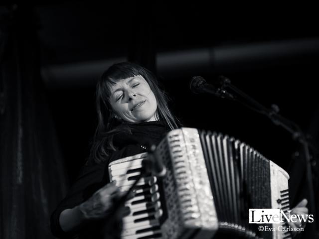 Wendy McNeill på Norrehus