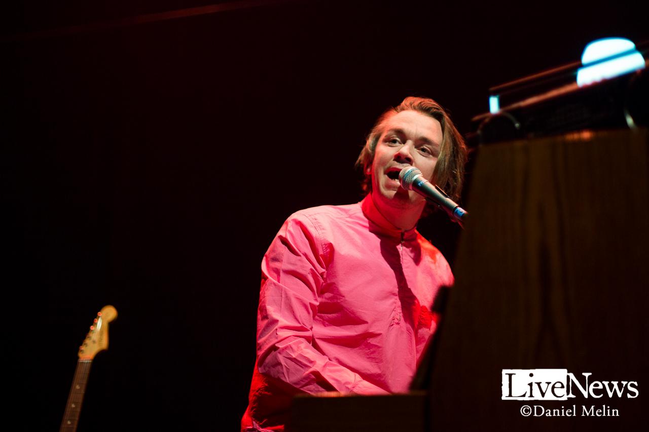 Emil Jensen på Where's the music?