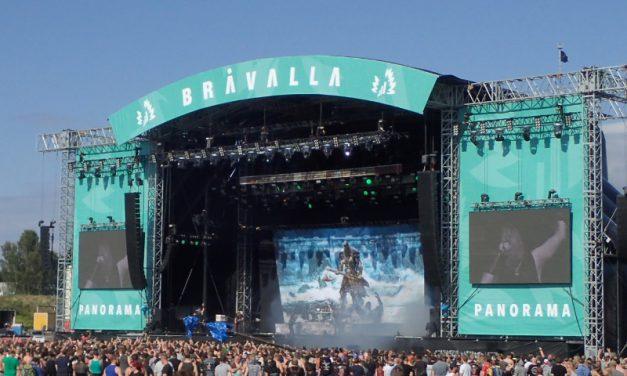 Amon Amarth på Bråvalla