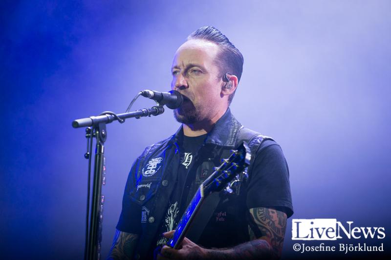 Volbeat på Bråvalla