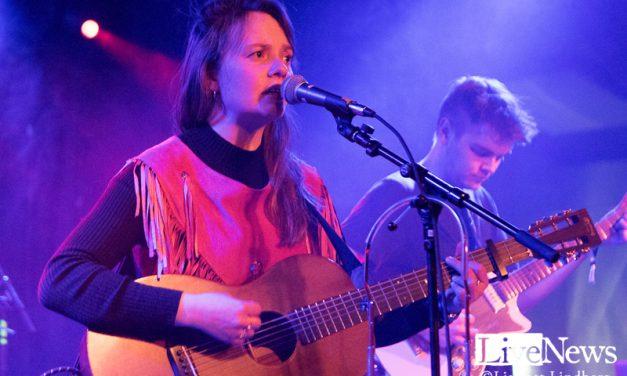 Ellen Sundberg på Where's The Music?