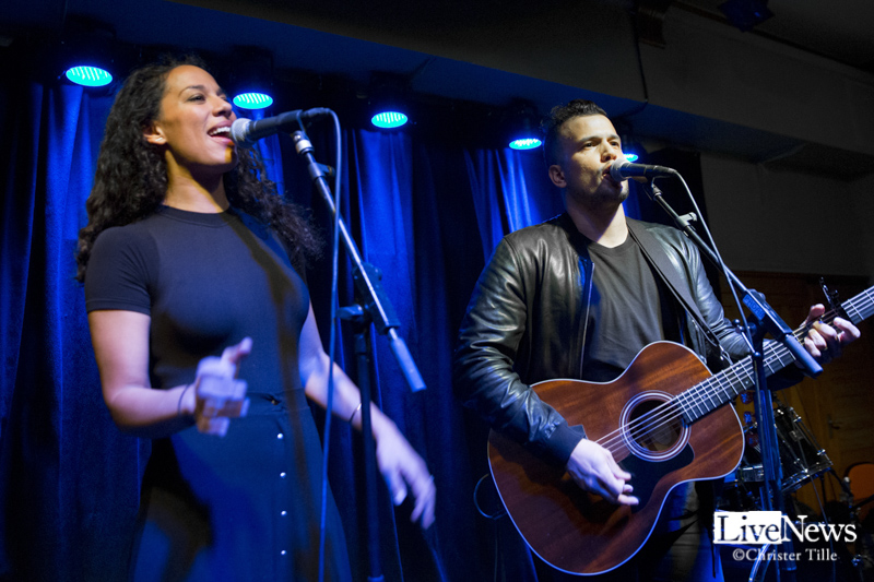 Johnnyswim på Where's The Music?