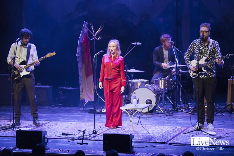 Lisa Ekdahl_Kalmarsalen_2017_10