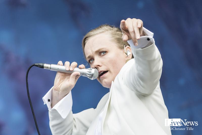 Ane Brun på Bråvalla