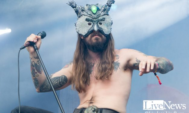 Kvelertak på Peace & Love