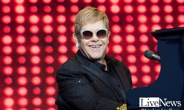 Elton John på Gröna Lund