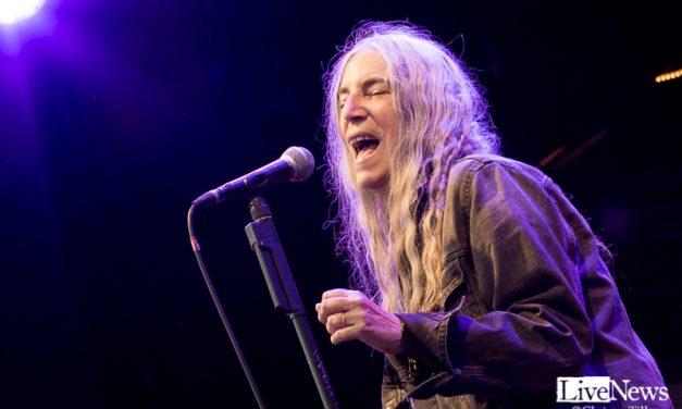 Patti Smith på Gröna Lund