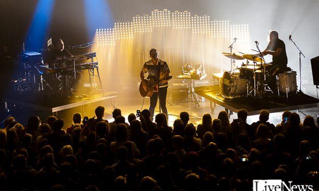 Johnossi på konsert och kongress i Linköping