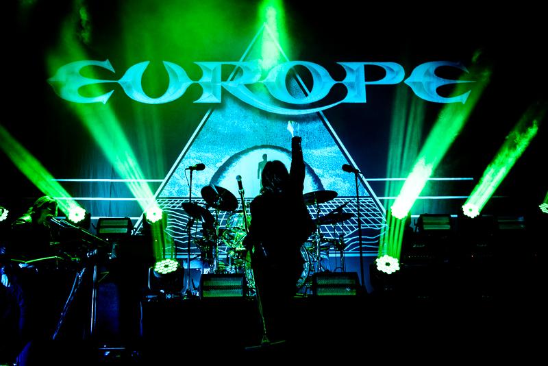 Europe på Lisebergshallen