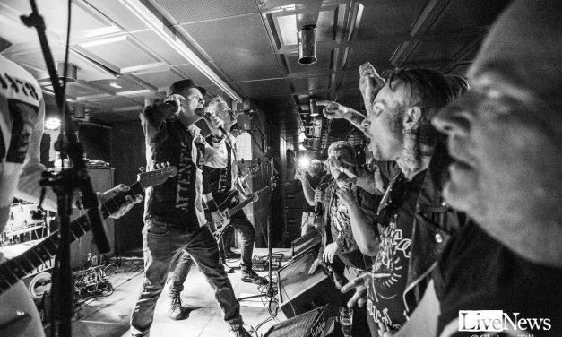 Attentat på punkhelg i Hultan