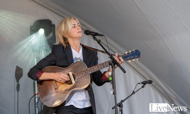Anna Ternheim på Torsjö Live