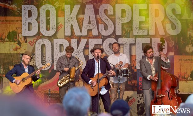 Bo Kaspers Orkester på Torsjö Live