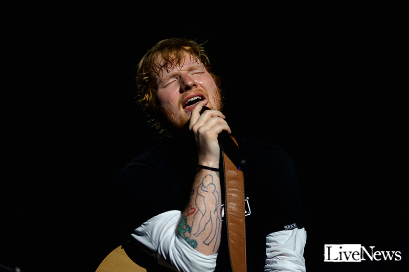 Ed Sheeran_Friends Arena_2018_08