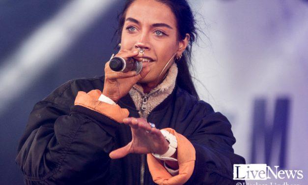 Maxida Märak på Let´s Make Love Great Again