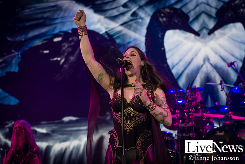 1 - Nightwish - Partille Arena - Partille - 2018-11-02 - För LiveNews.se-33