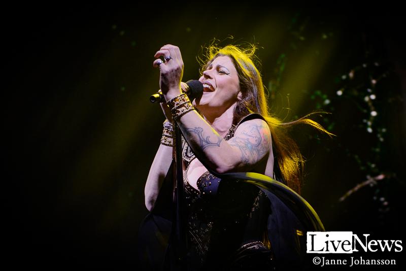 Nightwish på Partille Arena