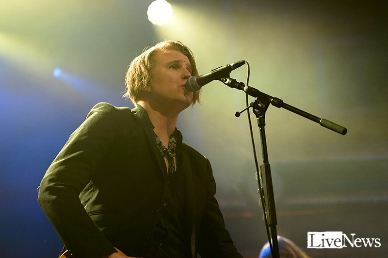 Markus Krunegård på Linköping Konsert & Kongress