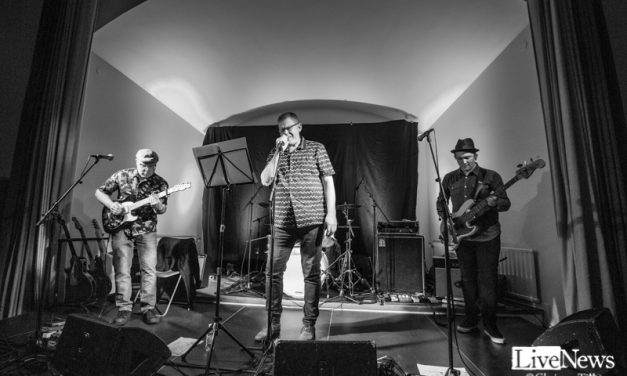 Thunderbay Bluesband på Oskarshamns Kulturnatt