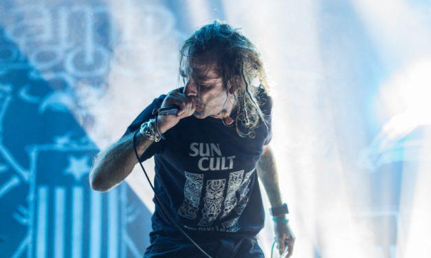 Lamb of God och Behemoth på Partille Arena