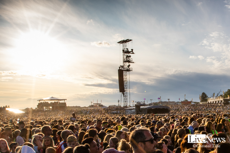 Missa inte på Lollapalooza lördag