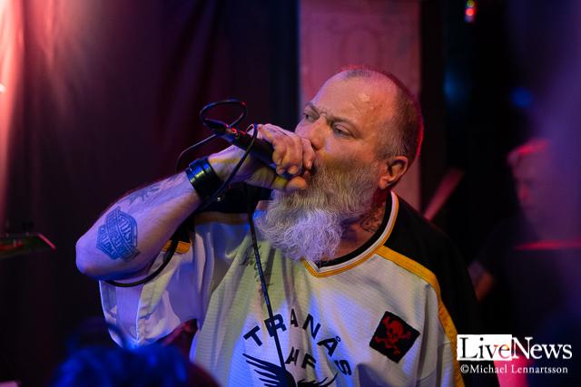 Punkfesten i Klippan 2019, på Norrehus