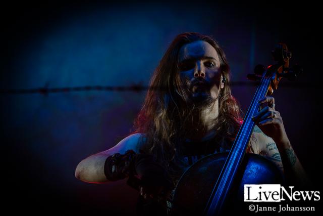 9 - Apocalyptica - Scandinavium - Göteborg - 2020-02-14 - För LiveNews.se (96 of 174)
