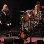 Jill Johnson & Liz Rose i Kalmarsalen